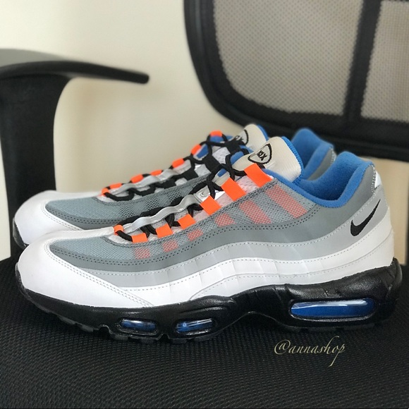 100% authentic hot new products classic Nike Shoes | Nwt Id Custom Air Max 95 | Poshmark